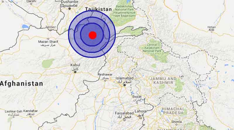 Tremors in Delhi and Gurgaon after 4.4 Magnitude Earthquake