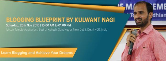 blogging blueprint -by-kulwant-nagi