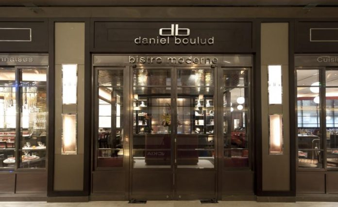 Chef Daniel Boulud Restaurant DB Bistro Fined with $1.8 Million for wire in Dish