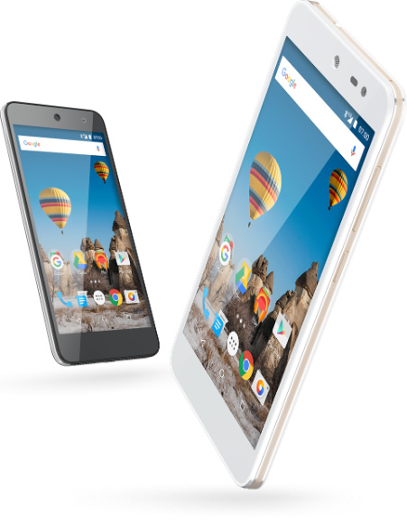 General Mobile GM5 Android One Smartphone
