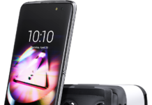 Alcatel Idol 4 mobile with 3 GB RAM and VR Support Launched in Japan