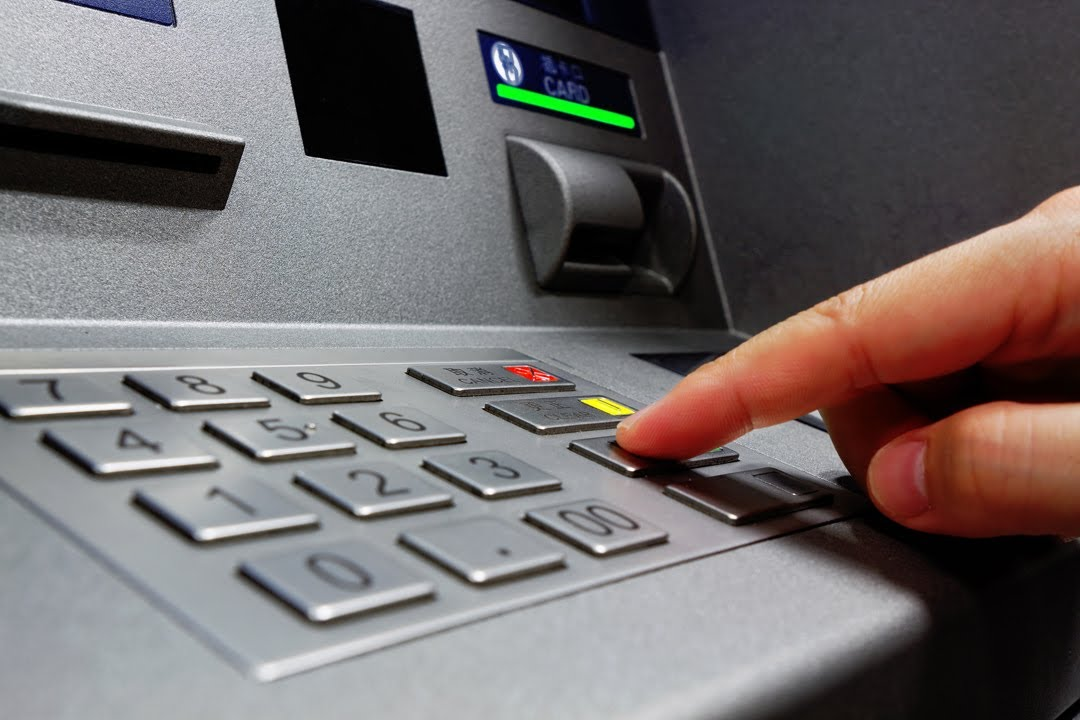 Your ATM Machine may be full of Microbes: Read and Be Cautious