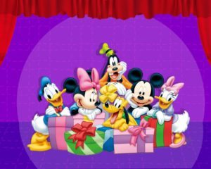 Mickey Mouse 88th Birthday