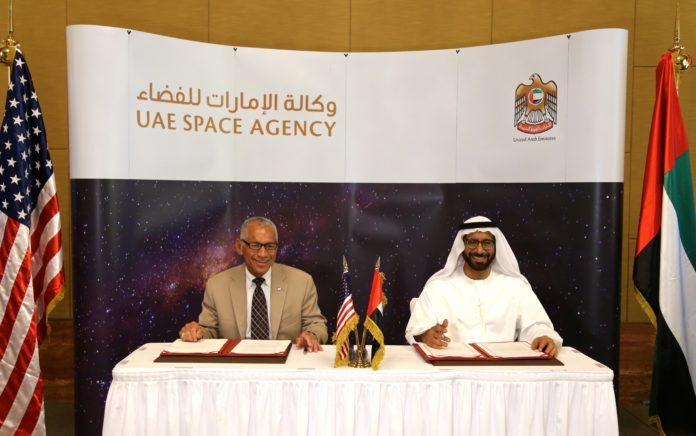 NASA and UAE Partnered to work on the Mars Probe