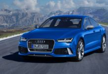 Audi Launches 2017 RS Performance in India