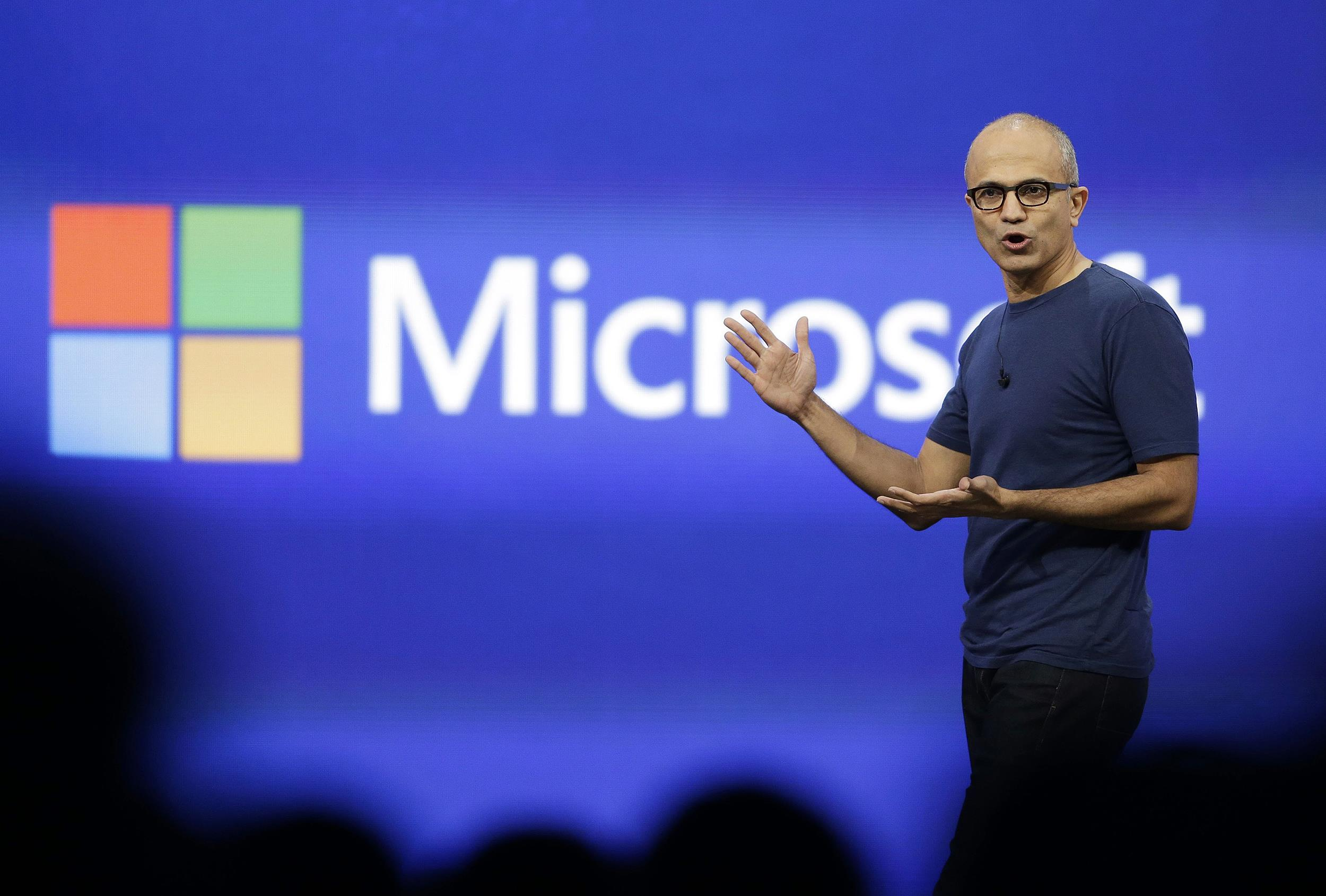 Microsoft Working on Ultimate Mobile Device: Satya Nadella