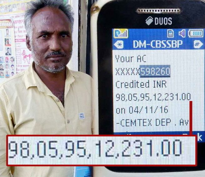 Taxi Driver Balwinder Singh Got Rs 9806Cr in Jan Dhan Yojana Account