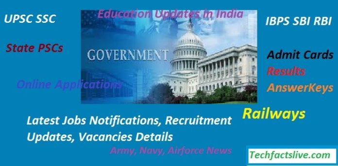Latest Education & Job News