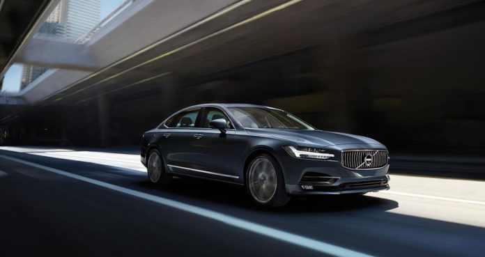 Volvo S90 2016 Launched In India