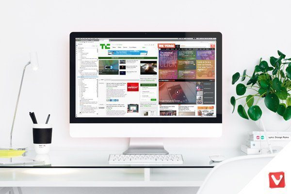 Vivaldi is the First Browser in loT Space: Lighten Up Your Day