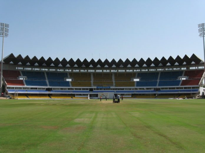 World's Biggest Cricket Stadium