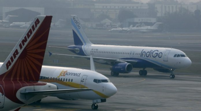 Jet Airways, IndiGo, and AirAsia offering Tickets from Rs 799