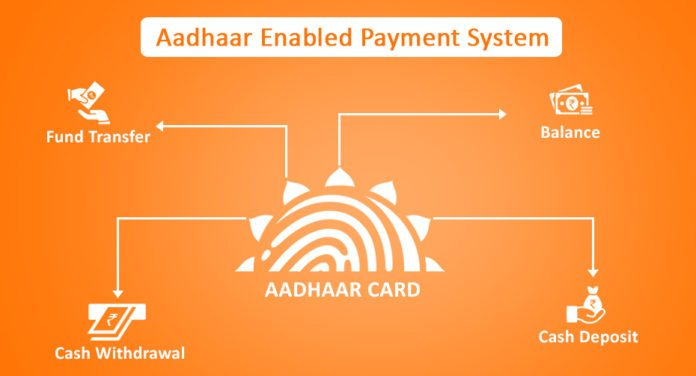 Aadhaar Based Transactions through Mobile Phones