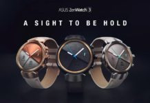 Asus Zenwatch 3 cover