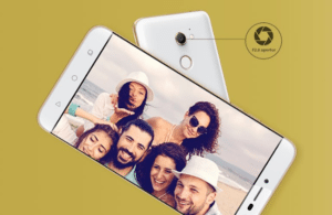 Coolpad Note 3S review camera
