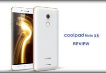 Coolpad Note 3s review