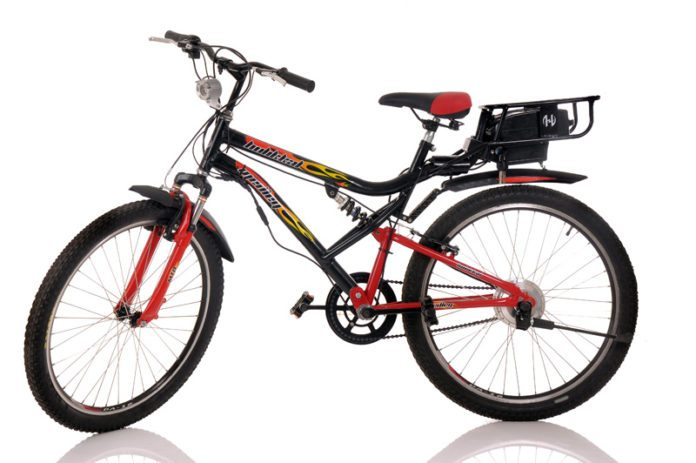 Hulikkal E-bicycle