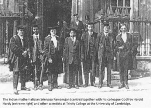 FACTS ABOUT RAMANUJAN