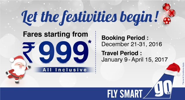 Goair christmas sale