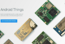 google launches android things