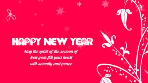 Happy New year wishes messages images