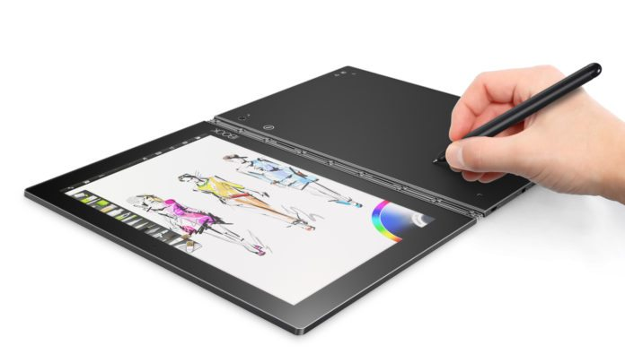 lenovo yoga book-running-android-and-windows