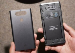 Lg v20 review Battery