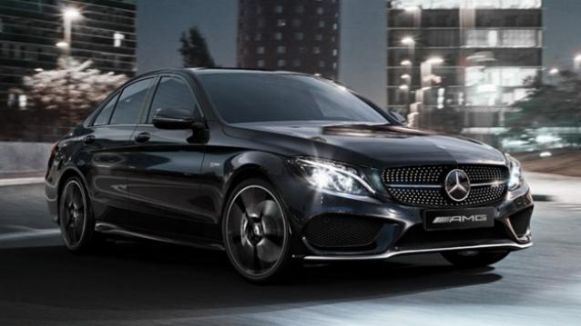 mercedes amg c43 launched in india