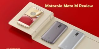 Moto m review