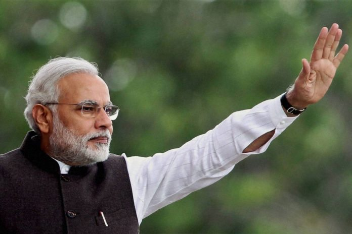 Narendra Modi in the List of Forbes Top 10 Powerful Persons