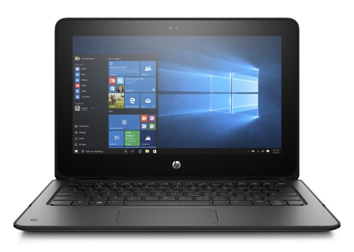 HP ProBook x360 Unveiled Education Edition Laptop Targeting School Students