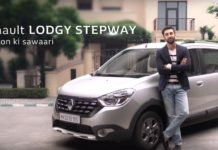 Renault Lodgy Stepway Car Launched with Price Starting from Rs 9.43 Lakh in India