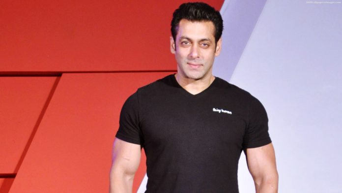 Salman Tops Forbes India celebrity 100 List