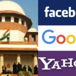 Supreme Court Issues Notices to Google Facebook on Sexual Offence Videos