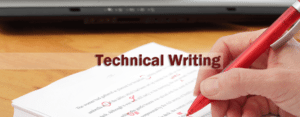 career as Technical writer