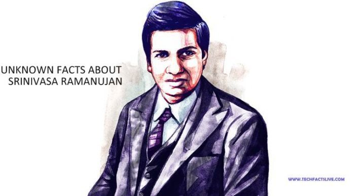 UNKNOWN FACTS ABOUT RAMANUJAN