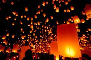 xmas gift ideas wish lanterns