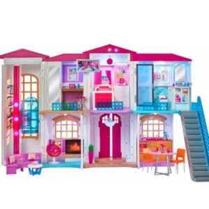 xmas gift ideas barbie dreamhouse