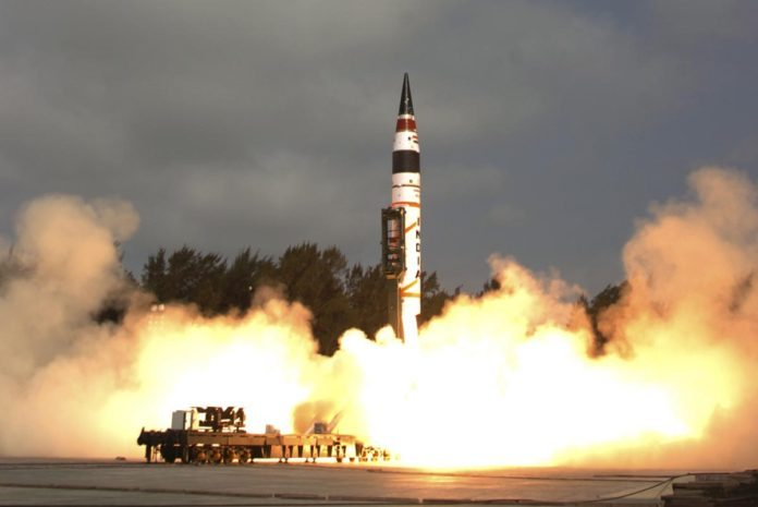 interesting things about the Agni-v