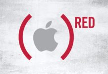 Apple RED Campaign Continues its Fundraising to Fight Against AIDS