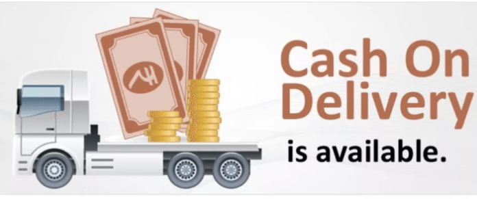 cash on delivery startup-in-noida