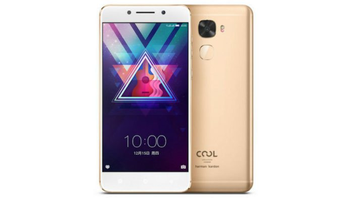 cool changer s1 from coolpad and leeco 2