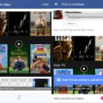 facebook slideshow movie maker for android