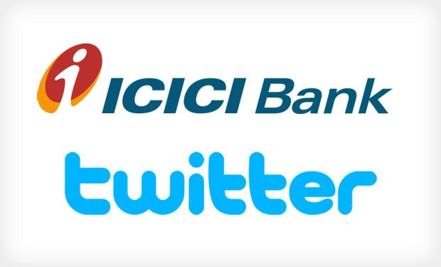 Twitter partners ICICI bank for customer care