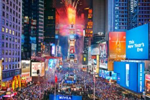 Best places for New Year Eve