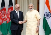 Ghani Opens Up at Heart of Asia Summit Meet and talks Indo-Afghan ties