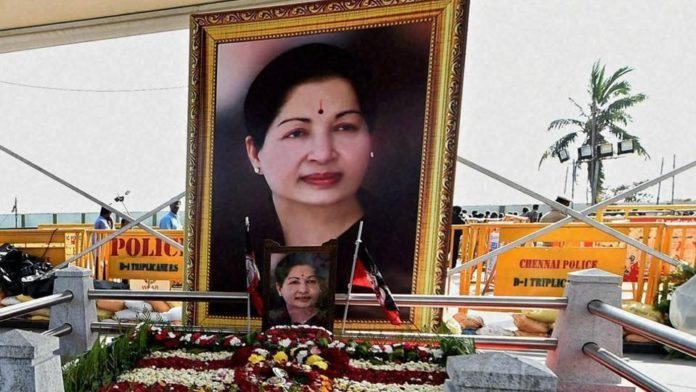 madras high court doubts amma death
