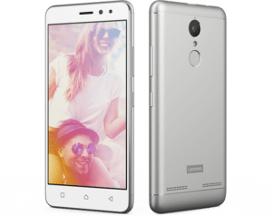 Lenovo K6 Power Display