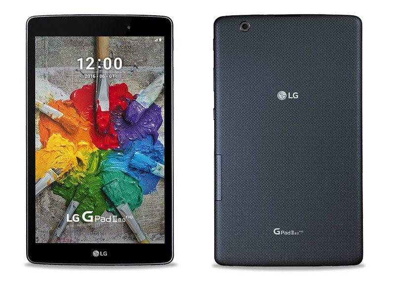 LG launches G Pad III 10.1 tablet in South Korea