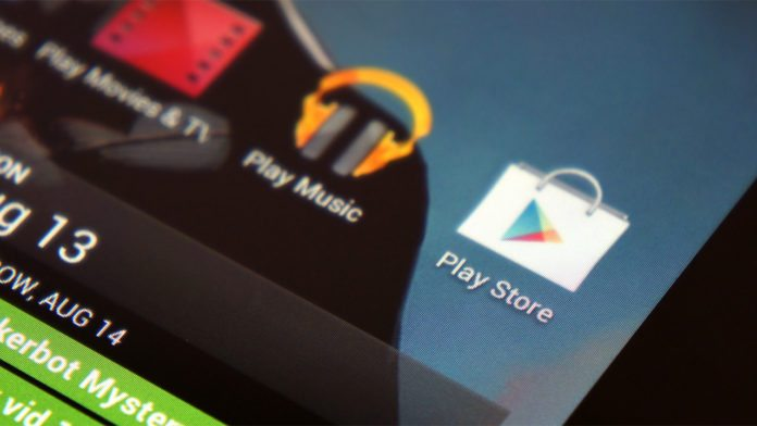 Google Play android App updates